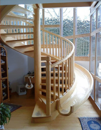 Creative Staircase Design