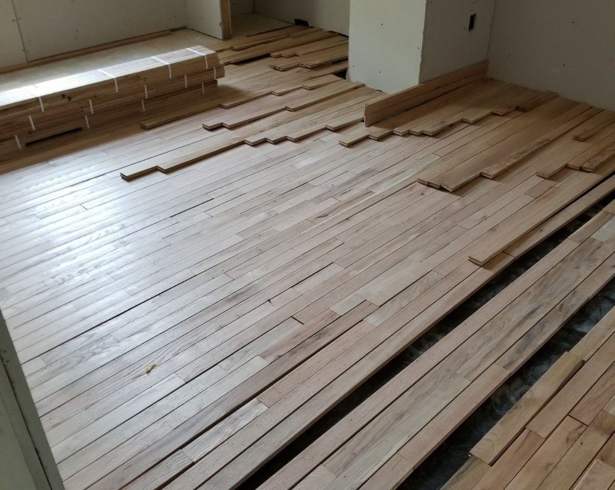 Hardwood flooring new york install repairs refinishing for Is it ok to put hardwood floors in a kitchen