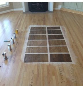 Stain Color Hardwood Now