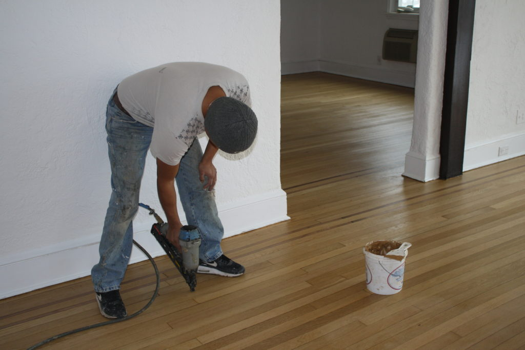 Squeaky Wood Floors Fix Hardwood Now